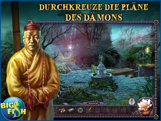 Screenshot für Secrets of the Dark: Der finstere Berg Sammleredition