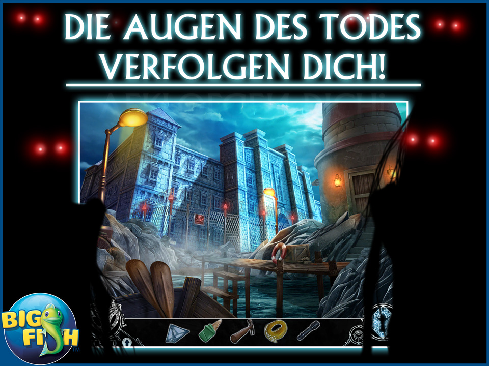 Screenshot für Shadowplay: Die Inkarnation des Bösen Sammleredition