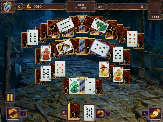Video für Solitaire Halloween