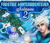 (Neue Version) Frostige Winterabenteuer Solitaire 3