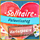 Solitaire Kartenpaare: Valentinstag