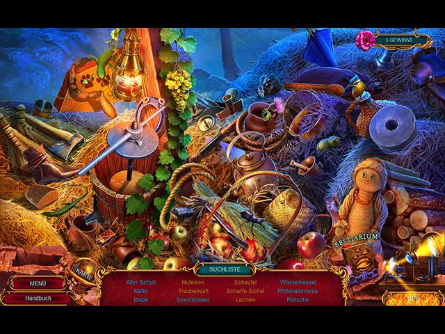 Spirit Legends: Sonnenfinsternis Sammleredition screen2