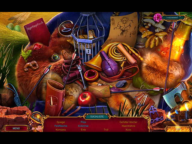 Spirit Legends: Sonnenfinsternis screen2