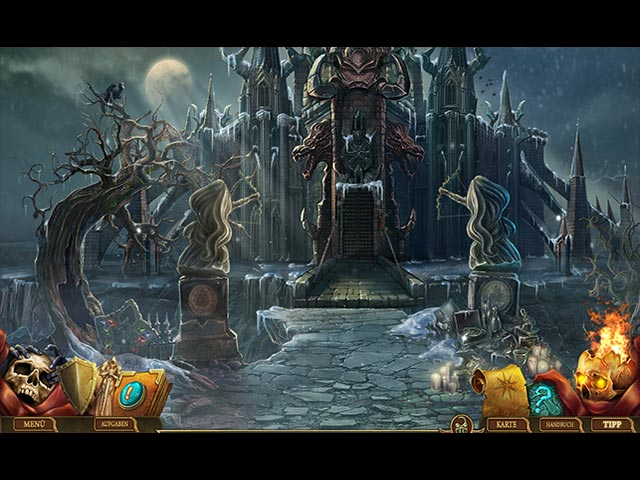 Spirits of Mystery: Tochter des Feuers Sammleredition screen2
