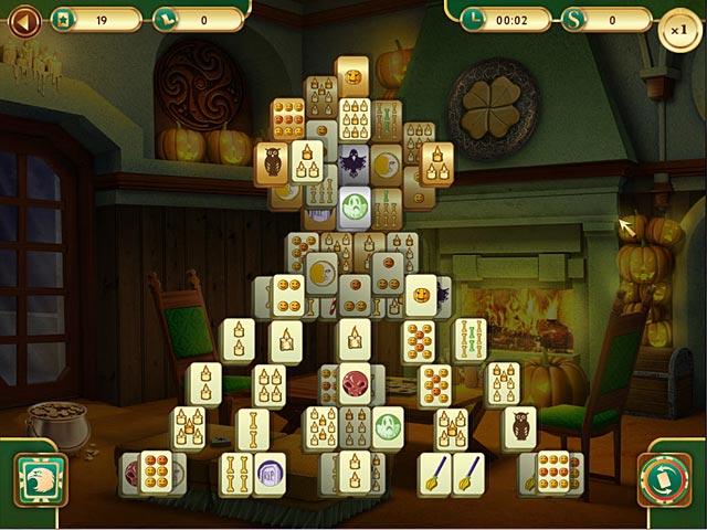 Video für Spooky Mahjong