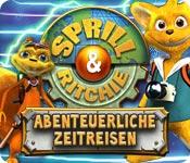 Sprill and Ritchie: Abenteuerliche Zeitreisen