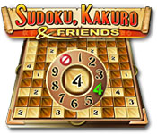 Sudoku, Kakuro & Friends