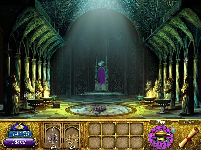 Video für The Sultans Labyrinth: Das Opfer des Königs