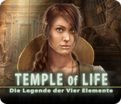 Temple of Life: Die Legende der Vier Elemente