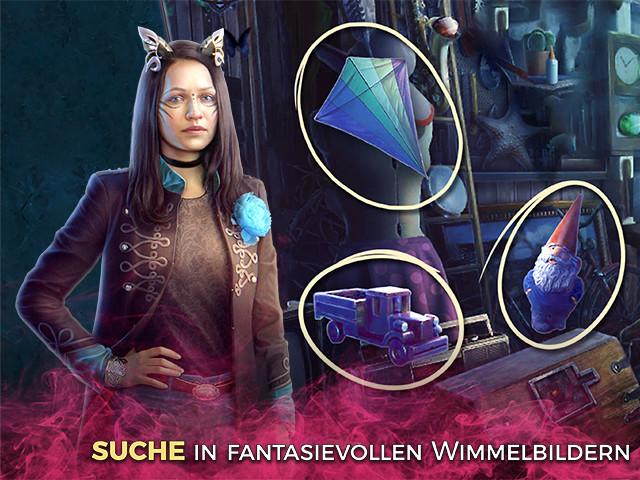 Screenshot für The Forgotten Fairy Tales: Reise nach Spectra Sammleredition