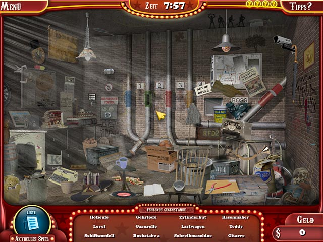 Video für The Hidden Object Show