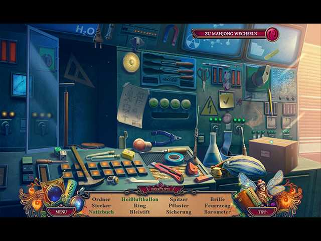 The Keeper of Antiques: Schatten der Vergangenheit Sammleredition screen1