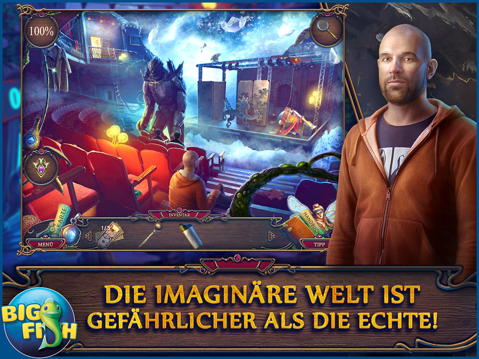 Screenshot für The Keeper of Antiques: Die imaginäre Welt Sammleredition