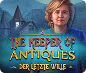 The Keeper of Antiques: Der letzte Wille