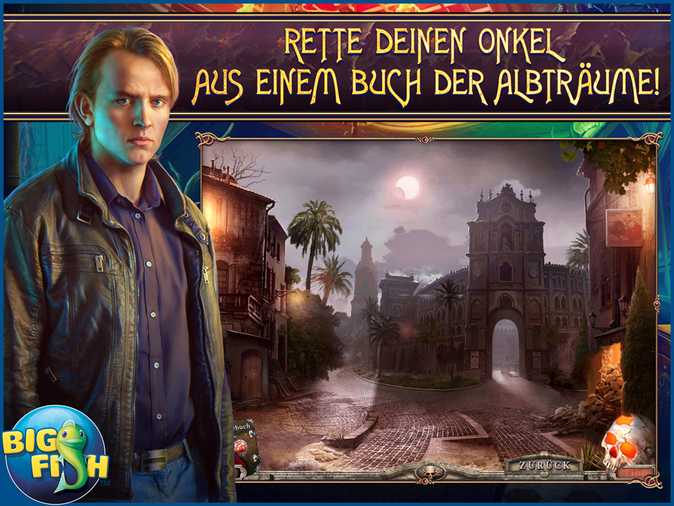 Screenshot für The Keeper of Antiques: Das lebendige Buch Sammleredition