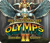 Die Prüfungen des Olymps II: Zorn der Götter