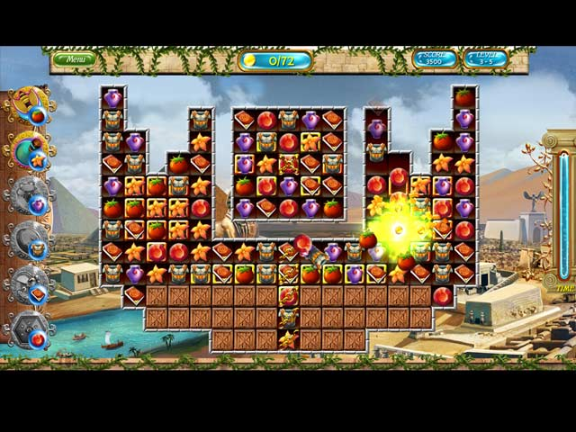 Die Prüfungen des Olymps III: König der Welt screen3
