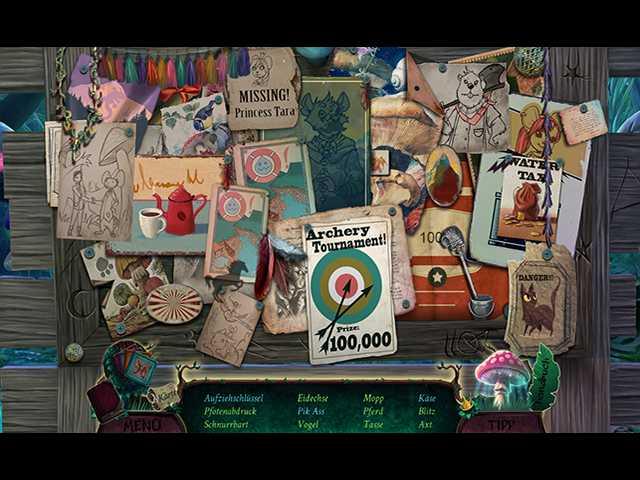 Tiny Tales: Herz des Waldes Sammleredition screen1