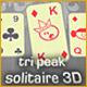 Tri Peak Solitaire 3D