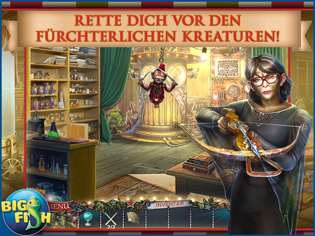 Screenshot für Twilight Phenomena: Die Freakshow Sammleredition
