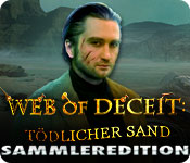 Web of Deceit: Tödlicher Sand Sammleredition