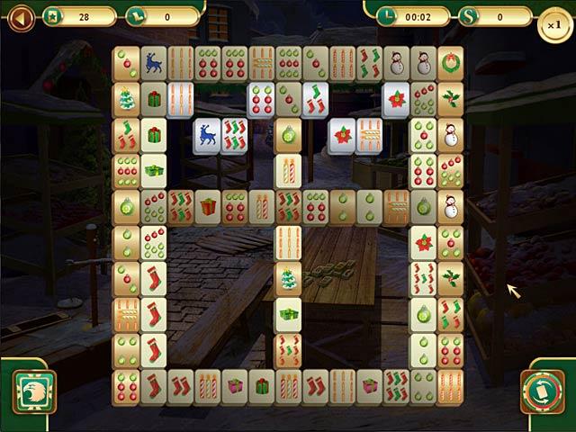 Video für Weihnachts Mahjong