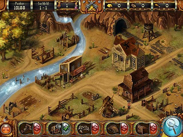 Wild West Spiele