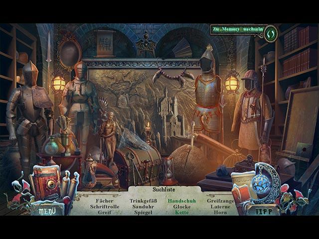 Witches' Legacy: Zauber der Vergangenheit Sammleredition screen1