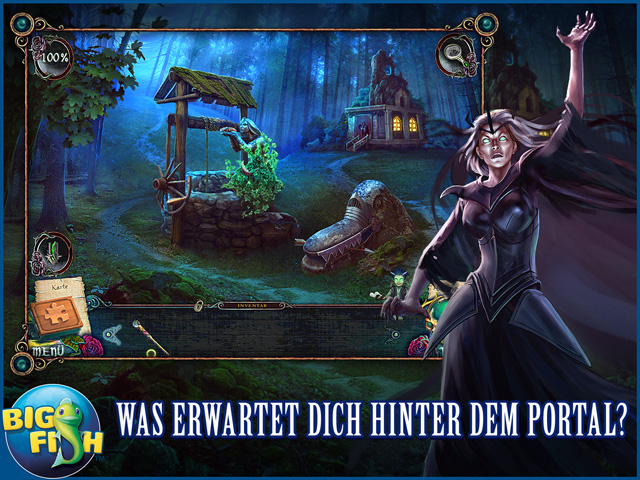 Screenshot für Witches' Legacy: Drohende Finsternis Sammleredition