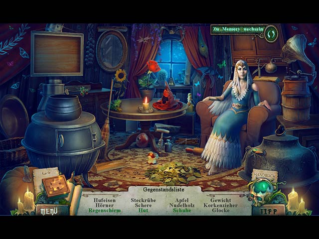 Video für Witches' Legacy: Der dunkle Thron Sammleredition