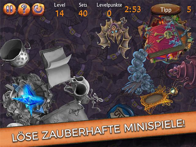 Screenshot für Witch's Tales