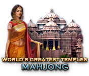 World's Greatest Temples Mahjong