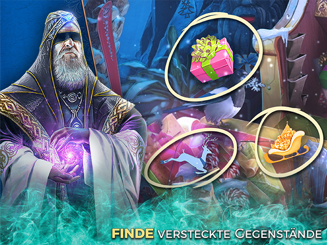 Screenshot für Yuletide Legends: Herz aus Eis Sammleredition