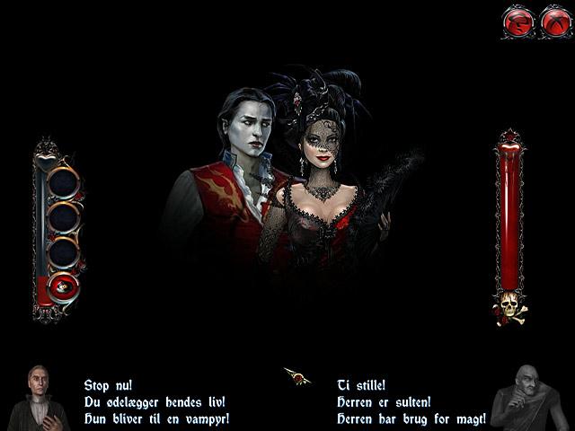 Video for Dracula: Kærligheden dræber