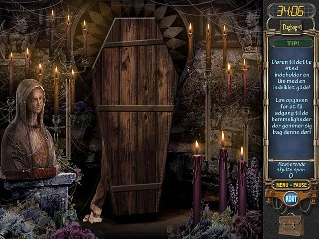 Video for Mystery Case Files: Ravenhearst