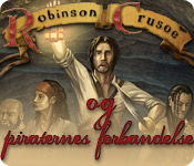 Robinson Crusoe og piraternes forbandelse