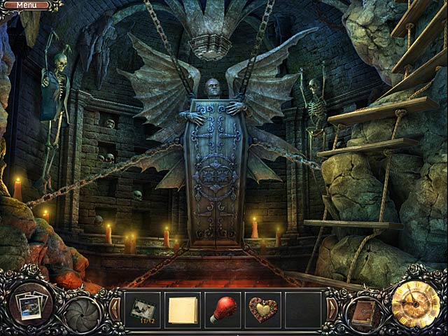 Video for Vampire Saga: Velkommen til Hell Lock