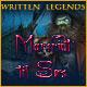 Written Legends: Mareridt til søs