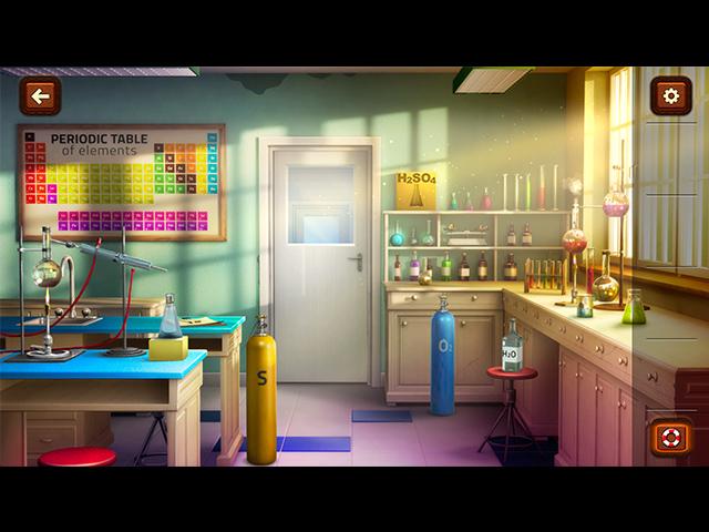 100 Doors Games: Escape From School - Screenshot