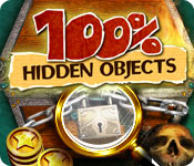 software hidden object mystery software casual games  100% Hidden Objects