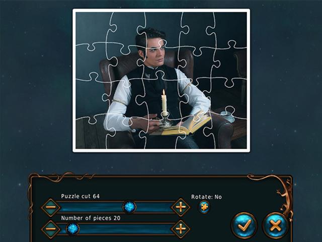 1001 Jigsaw Detective - Screenshot