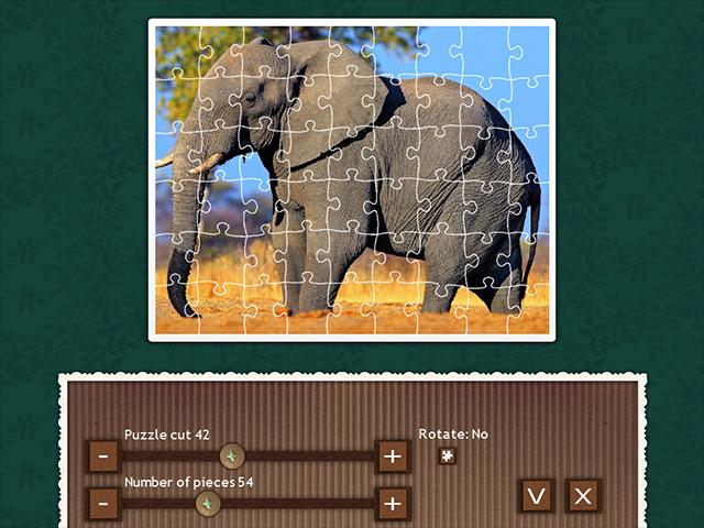 1001 Jigsaw Earth Chronicles 6 - Screenshot