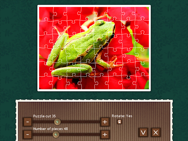 1001 Jigsaw Earth Chronicles 7 - Screenshot