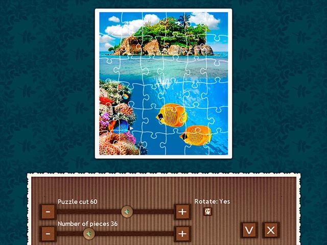 1001 Jigsaw Earth Chronicles 8 - Screenshot