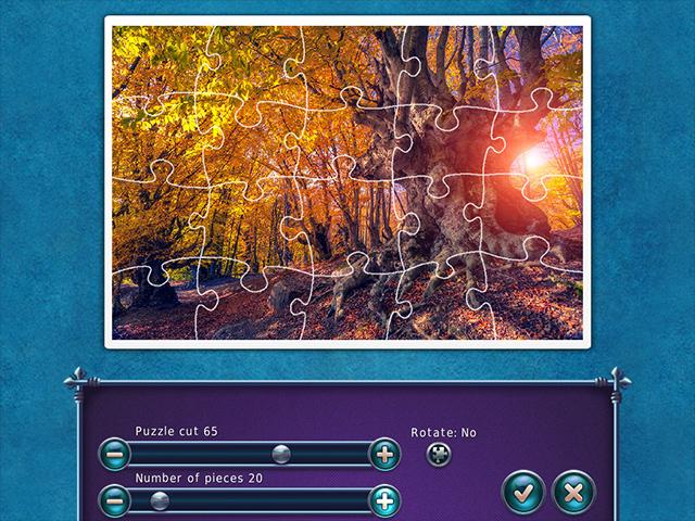 1001 Jigsaw Legends of Mystery 2 - Screenshot