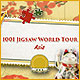 1001 Jigsaw World Tour: Asia