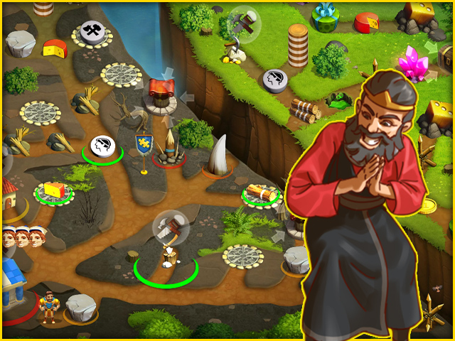 12 Labours of Hercules XI: Painted Adventure Collector's Edition - Screenshot