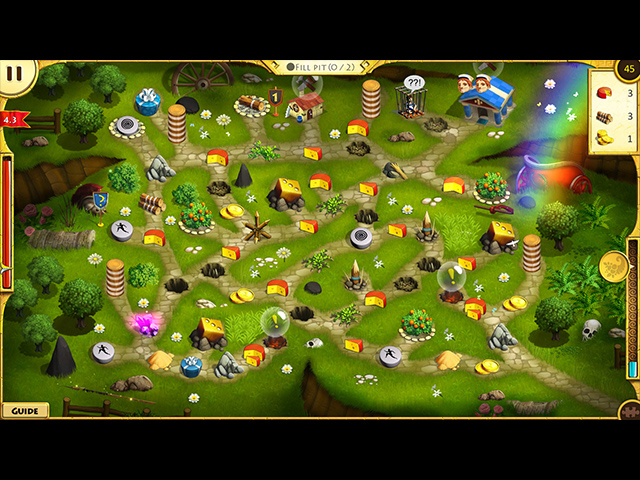 12 Labours of Hercules X: Greed for Speed - Screenshot