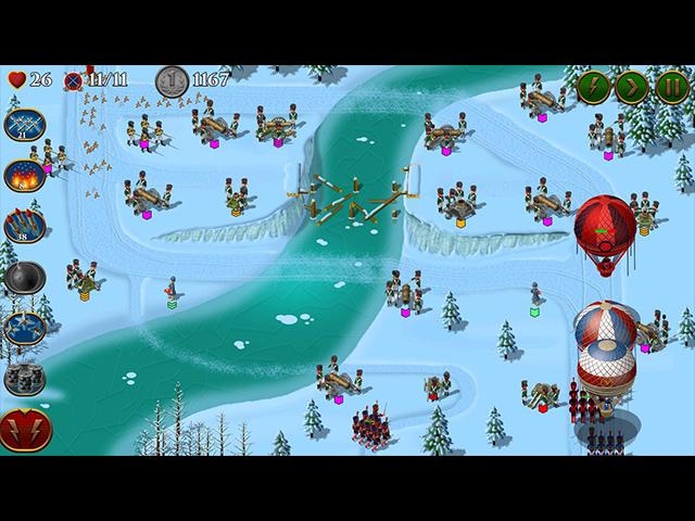 1812: Napoleon War - Screenshot