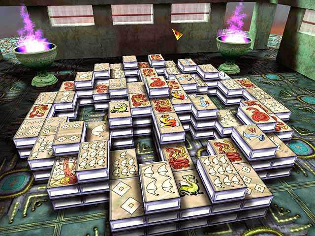 3d Mahjong Free Games